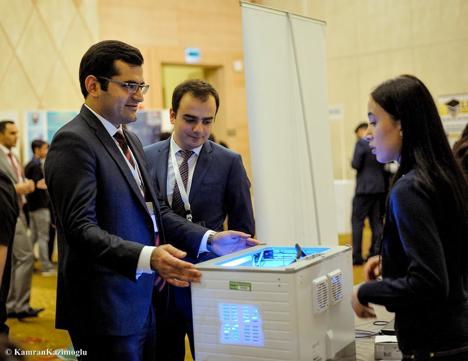 Students of Western University demonstrated their innovative skills at the Scientific Forum