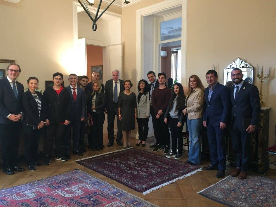 French Basic Program started in the framework of cooperation between Western Caspian University and Paris Sorbonne University.