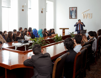 Training on Neuro- Linguistic Programming was conducted in Western University