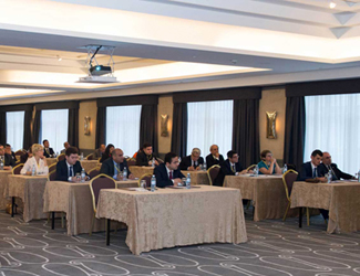 """A Training- conference was held in the topic of """"The media and educational dialogue""""!"""