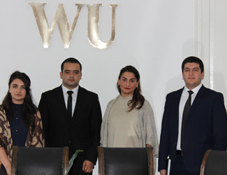 New chairman of the Student Youth Organization of Western University was elected