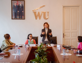 "Western University hosted event ""Gender equality in the presentation of young people"""