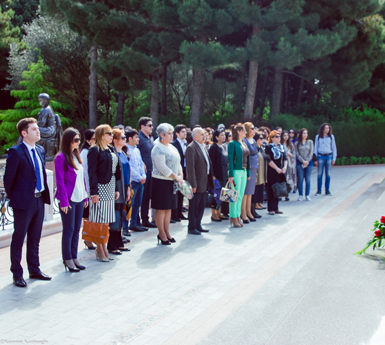 Conference dedicated to the 93rd  anniversary of National leader Heydar Aliyev