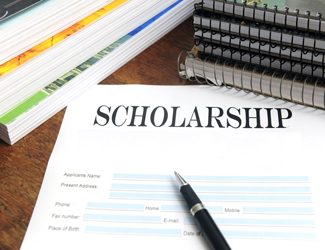 Scholarship was given to the students of Western University