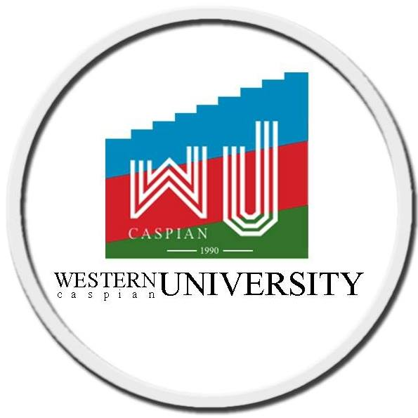 Western University's name has changed: Western Caspian University