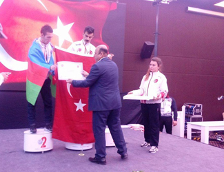 Our student won second place in the international championship!