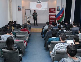 "By name ""Start your own business!"" seminar was held in Western University"