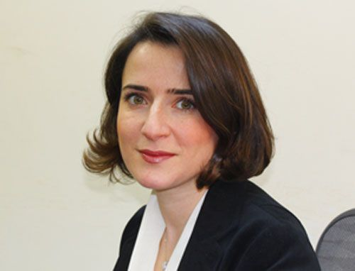 Alumnus of Western University Nergiz Nasrullayeva-Muduroglu has been appointed advisor to the executive director of the State Oil Fund of Azerbaijan.